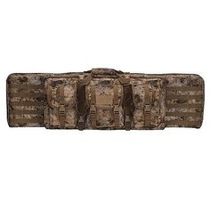 Other Hunting Gun Storage 159038: Voodoo Tactical 15-7612105000 Padded Weapon Case 42 Vt Camo -> BUY IT NOW ONLY: $109.93 on eBay!