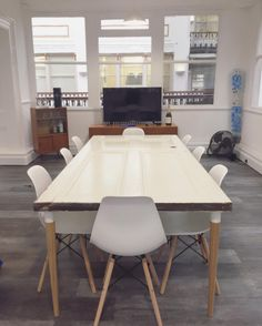 We've moved homes! We've gone vintage and you can now find us in Barton Arcade. We've gone so vintage that our boardroom table is an original from the 1871 build. Cool huh? We like to think so.