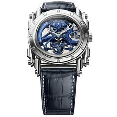 Manufacture Royale watch: Androgyne Royale steel