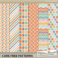 Care Free Patterns