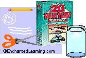 Real Crystal Snowflake - Enchanted Learning Software