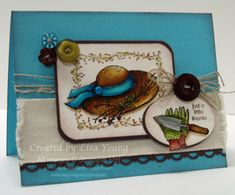Garden From the Heart by genesis - Cards and Paper Crafts at Splitcoaststampers