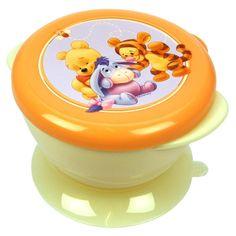 Kahvakulho + kansi, mikro Baby Pooh