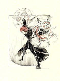 +Kingdom Hearts+ Axel