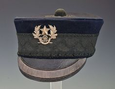 Cameronian officer's forage cap