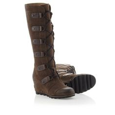 I am all ab Sorel Boots Fall/Winter 2013-14! Already order 2 pair #getyourbootsdirty #sorelstyle