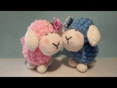 Amigurumi Tutorial, Crochet Patterns Amigurumi, Amigurumi Doll, Crochet Toys, Learn To Crochet, Crochet For Kids, Easy Crochet, Free Crochet, Bird Free