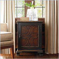 Hooker Furniture Seven Seas One Door Accent Chest