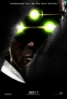 Artist interpretations of what the posters would like if these video games were ever made into movies. Video Game Movies, Video Game Posters, Video Game Art, Video Games, Xbox One, Tom Clancy's Splinter Cell, Steam Profile, Pyramid Head, Movie Poster Art