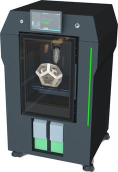 Quant 3D Adds Q1000 Industrial 3D Printer to Their Lineup, Unveiled at EuroMold 2014 http://3dprint.com/27092/quant3d-q1000-euromold-2014/