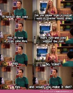 The big bang theory has it's moments <--- if by this you mean ALL the moments, then yes, yes it does