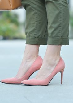 Lovely Pinks | What to Wear Valentine's Day w. Rose Quartz Light Pink | Luci's Morsels :: LA Fashion Blog