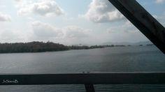 Puente sobre el Lago Bayano