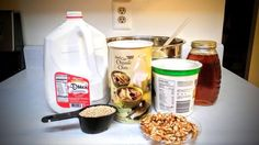 Overnight Refrigerator Oatmeal Do you ever have days where you are tired and even the simplest of task is hard? Or your snapping at your spouse or children all day? Refrigerator Oatmeal, Grab And Go Breakfast, Coconut Water, Healthy, Easy, Blog, Blogging, Health
