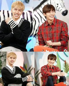 ★ 161028 Hello Counselor Twitter Update ★ So Cute Smile Ken and Hongbin  Cok tatlılar yaaa  @keken_0406 나는 당신을 너무 사랑해!!! ❤ 너무 귀여워 .. 빅스 너무 고마워!!~ ❤ #Vixx #Starlight #Vixxleader #Hakyeon #N #Ken #Hongbin #Hyuk #Leo #Ravi #Starlight #엔 #라비 #켄 #홍빈 #혁 #레오 #빅스 #별빛 #다이너마이트 #Dynamite #Zelos #늪 #손의이별 #Hades #TurkishStarlight #VixxTurkey