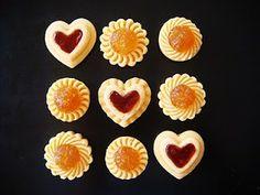 i bake for you :): CNY: Pineapple tarts and strawberry hearts