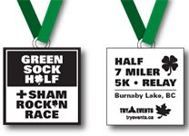 Signed up for the Shamrock'n 7 Miler!