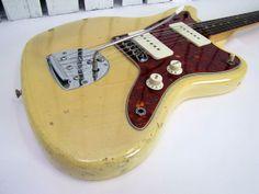 Only $2700?! '63 Fender Jazzmaster. Blonde finish.