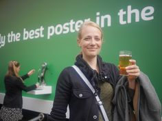 Carlsberg Makes Londoners Happy With a Billboard That Gives Out Free Beer   Adweek