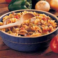 Easy Beef Goulash. #dinner #healthy #recipes