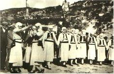 χορός στο Δελβινάκι 1956