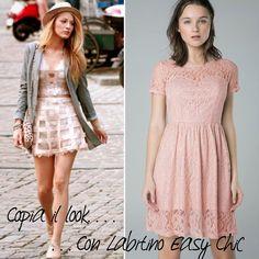 #pink #look #dress #labitino
