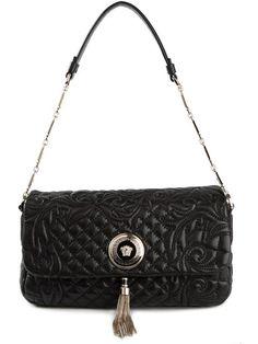 2a87010b2ce9  2.2K AUTH VERSACE VANITAS BAROQUE SHOULDER BAG Versace Duffle Bag