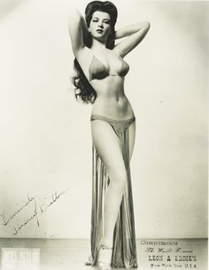 Sherry Britton had, I think, THE most perfect body ever.