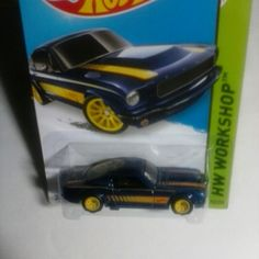 2015 Super-Thunt '65 2+2 Fastback Mustang