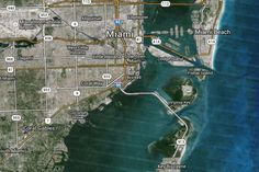 Location | Sailboards Miami- Windsurfing, Kayaking, SUPs: Rentals and Lessons on Key Biscayne, Florida, USA
