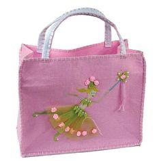 Flora the Fairy Felt Tote Bag