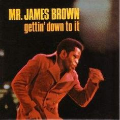 Brown, James - Gettin' Down To It Lp Record Album on Vinyl