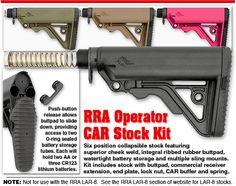 c3436ea3835 AR15 buttstock Rock River Arms