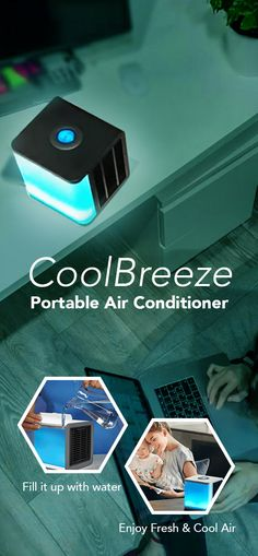 Save of Dollars with this portable A/C unit. Stay cool and out of the summer heat wave. Simple, cheap, cost-effective and powerful!