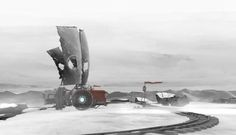 """Far: Lone Sails Review Apocalyptic Mobile Home Road Trip 