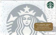 Siren Snowflakes Starbuck Card - Closer Look! Starbucks Rewards, Starbucks Gift Card, Visa Gift Card, Christmas Holidays, Snowflakes, North America, Mermaid, Leather Luggage, Seasons