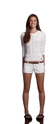 Abercrombie & Fitch - Shop Official Site - Womens - A Looks - SUMMER - SUMMER ABROAD