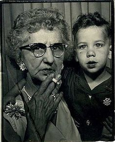 Vintage Photobooth : Photo