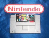 Battletoads/Double Dragon Super Nintendo Game! Free Shipping!