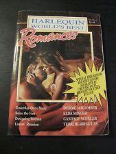 Harlequin World's Best Romances Magazine 1995 Debbie Macomber