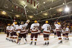 Minnesota Golden Gopher Hockey