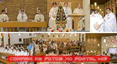 Santa Missa em honra a Nossa Senhora Aparecida e a Comemoração do Dia das Crianças na Paróquia Nossa Senhora Estrela do Mar da cidade de Yokkaichi (Mie)