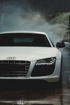 Audi R8 #cars
