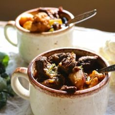 Smoky Venison Stew Recipe