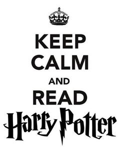 Read Harry Potter - all the cool kids are doing it.