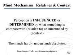 Neuromarketing Mind Mechanism Relatives and Context
