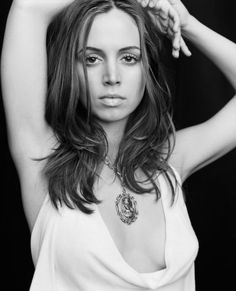 Eliza Dushku. I believe this woman is incredibly beautiful, always have...for the longest time wanted to be her.