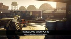 Afterpulse the action-packed third-person shooter launched on Android Storyline Games, Third Person Shooter, Online Mobile, The Next Step, Game Changer, News Games, Good News, Itunes, Awesome