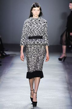 Giambattista Valli Fall 2012 RTW #PFW