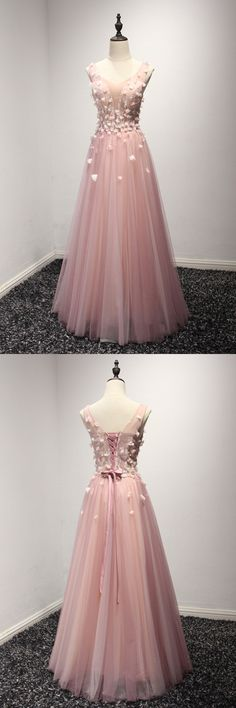 Only $149, Princess Pink Tulle Formal Dress With Floral Bodice For Women #AKE18110 at #SheProm. SheProm is an online store with thousands of dresses, range from Prom,Formal,Evening,Pink,A Line Dresses,Long Dresses,Customizable Dresses and so on. Not only selling formal dresses, more and more trendy dress styles will be updated daily to our store. With low price and high quality guaranteed, you will definitely like shopping from us. Shop now to get $10 off!